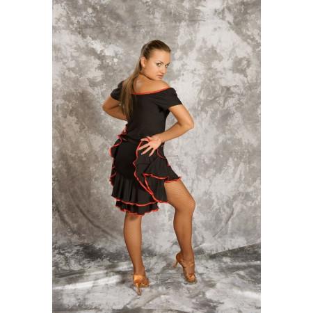Collant shimmery avec pieds enfant - Dansez-Vous?